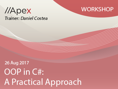 OOP in CSharp A Practical Approach 16Aug2017 Workshop