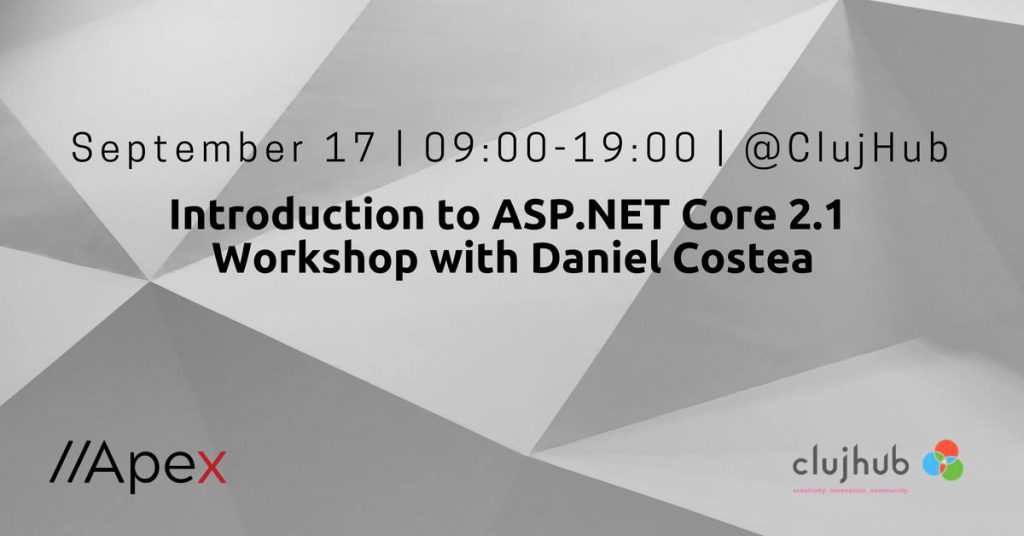 ASP.NET Core 2.1 Workshop